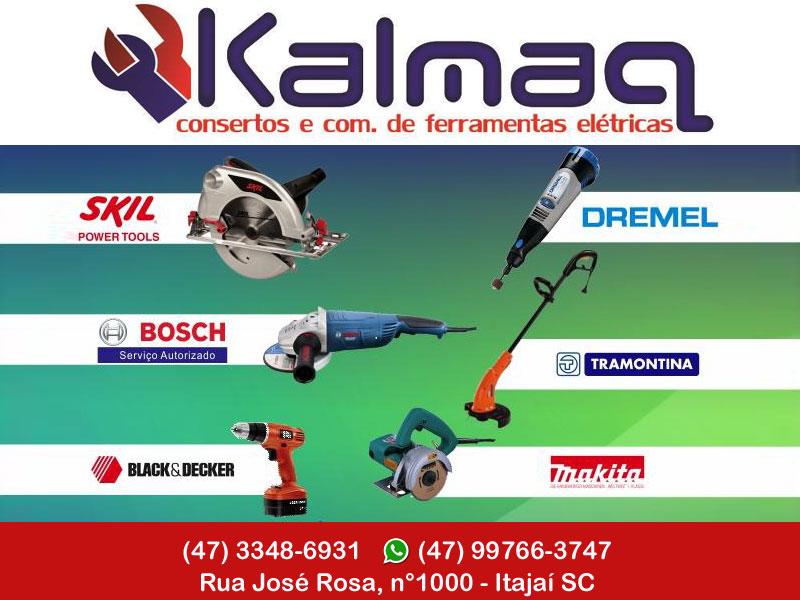 Conserto serra mármore Itajaí