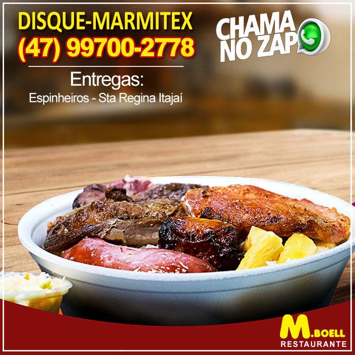 Disk Marmitas Itajaí