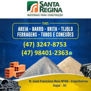 materiais de construção em itajai santa regina espinheiros são vicente cidade nova rio bonito preço barato tele entrega areia cimento tijolo ferro telhas canos
